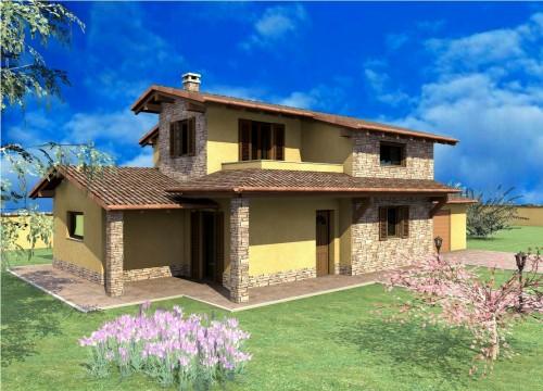 Case prefabbricate in legno sal for Azienda case prefabbricate