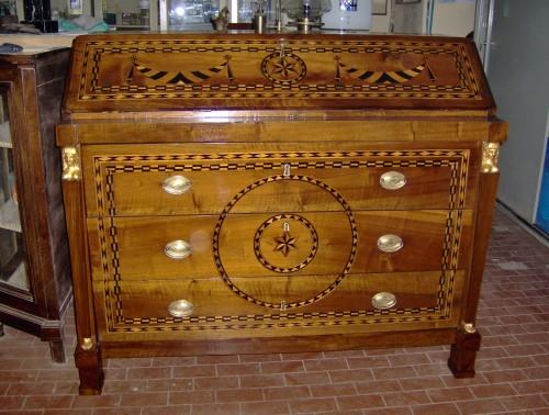 Laboratorio di restauro e doratura mobili antichi gussago for Costruzione mobili