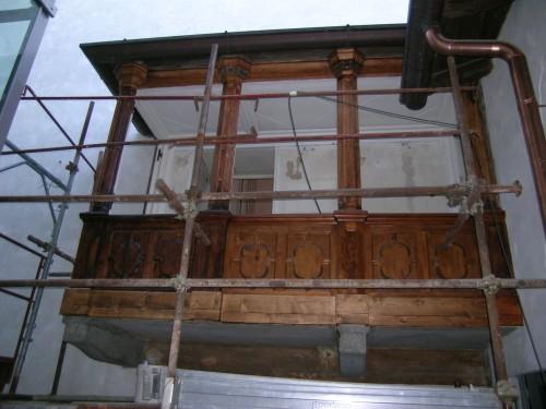Ligneo restauri conservativi di marco lombardo milano for Arredi sacri milano