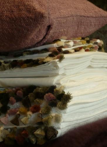 Accessori Bagno Udine : Trimmings towels asciugamani con passamaneria udine