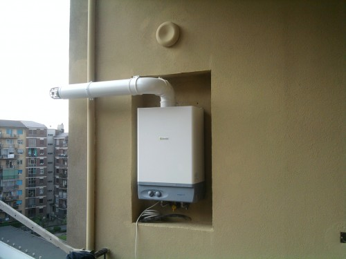 Sostituzione boiler a gas moncalieri - Piastrelle moncalieri ...