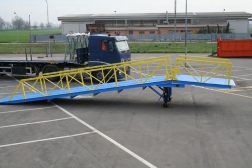tekno srl rampe per carico container parma