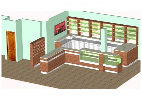 F b arredamenti cucine in muratura roma arredamento bar for Arredamento pasticceria prezzi