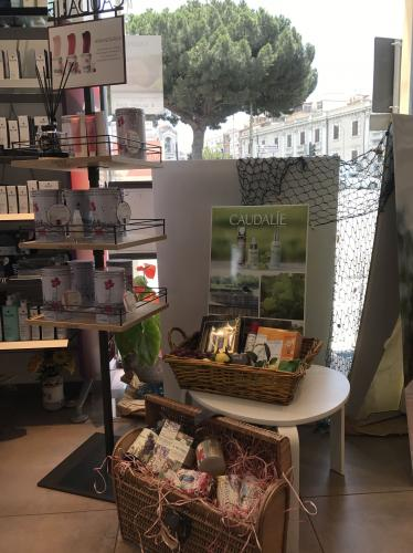 Caudalie in Farmacia Grasso (Messina)