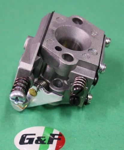 Regolare carburatore decespugliatore