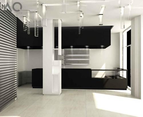 Architettura degli interni arredamento bar roma for Arredamento architettura interni