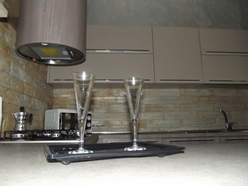rivestimento cucina effetto pietra : Cucina Con Rivestimento In Pietra : Cucina con pietra ricostruita ...