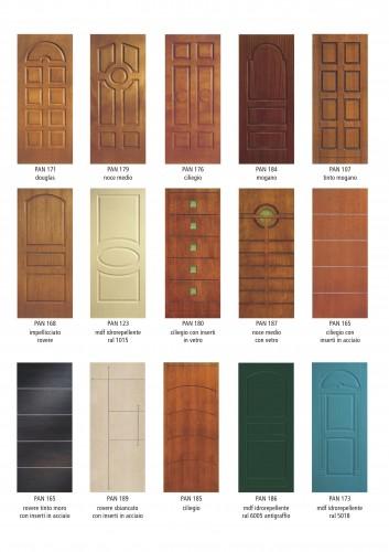 Pannelli pantografati scisciano - Pannelli decorativi per porte ...