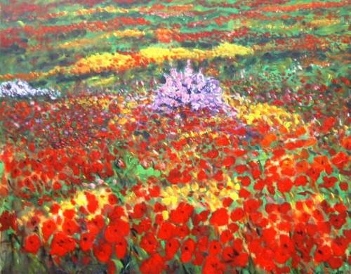 Campo fiorito sperone - Immagini di fiori tedeschi ...