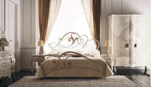 Letto matrimoniale perlage di giusti portos roma - Giusti portos camere da letto ...