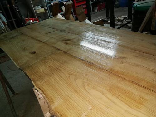 Tavoli In Legno Massello Rustici : Tavolo in legno massello rustico lamezia terme