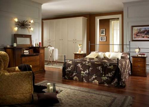 Camera da letto arte povera napoli - Pitture per camere da letto classiche ...