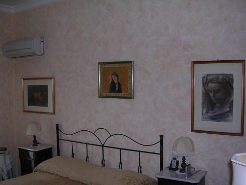 Stanchi delle solite imbiancature colora le tue pareti - Pitture decorative per pareti ...