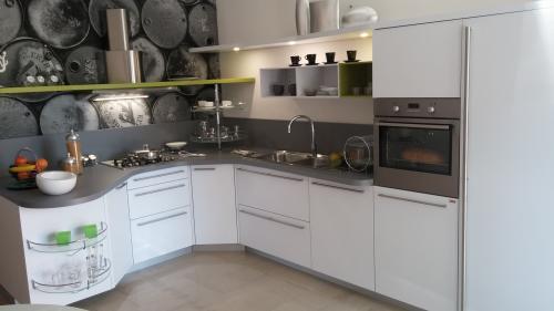 Cucina SKYLINE SNAIDERO Euro 5.000, 00 offerta Modena DA.MA Interni ...