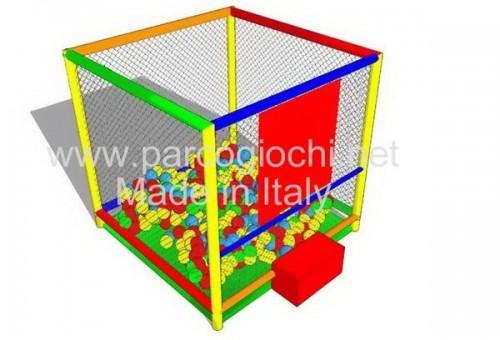 Piscina plaground con palline giugliano in campania for Amazon piscina con palline