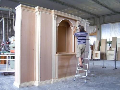 Artigiani Camere Da Letto : Mobili su misura artigianali una bottega aperta sul mondo