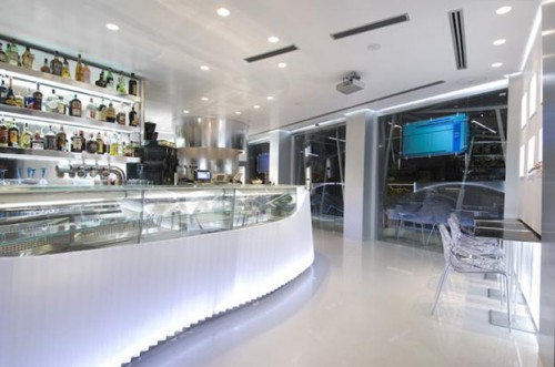 La bar and shop design arredamenti per negozi bar uffici for Belli arredamenti
