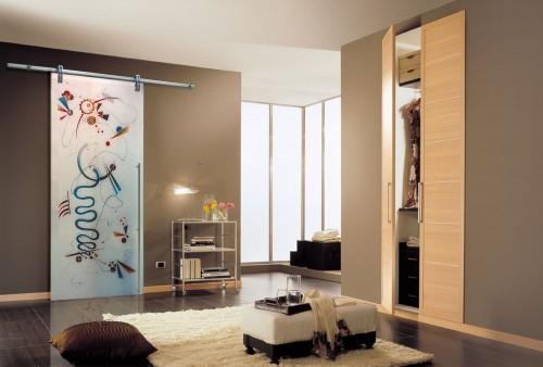 Bellinvetro corleone for Vetrate artistiche per porte interne
