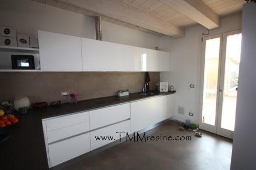 forum arredamento.it ?cucina con pilastro - Vernice Lavabile Cucina