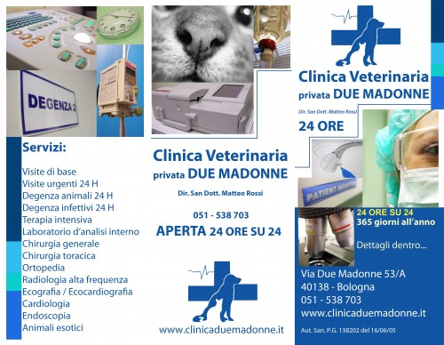 clinica veterinaria grugliasco pronto soccorso parma - photo#34