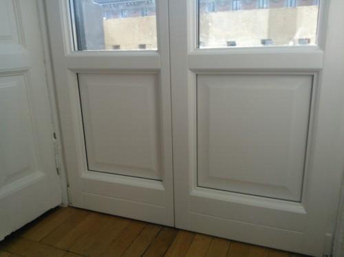 Serramenti in legno alluminio stile barocco cornaredo - Dimensione porta cornaredo ...