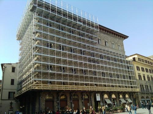Ponteggi Autosollevanti - Ponteggi Elettrici Ponteggi Proietti Milano