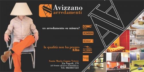 Avizzano arredamenti immagine coordinata manifesto 6x3 for Avizzano arredamenti
