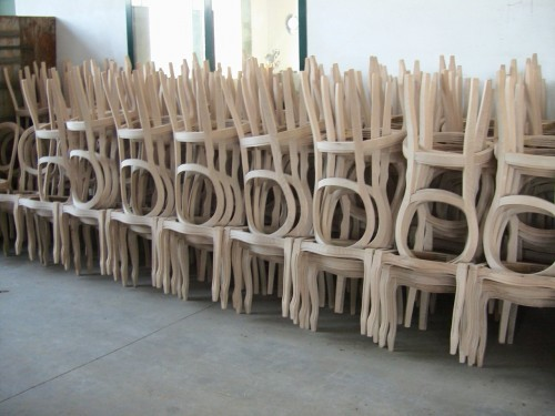 Produzione e commercio, tavoli, tavolini, sedie, poltrone ...