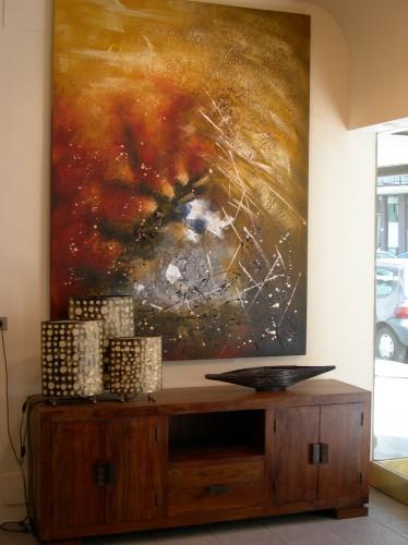 Atmosfere Etnodada mobili in stile etnico dalle linee essenziali ...