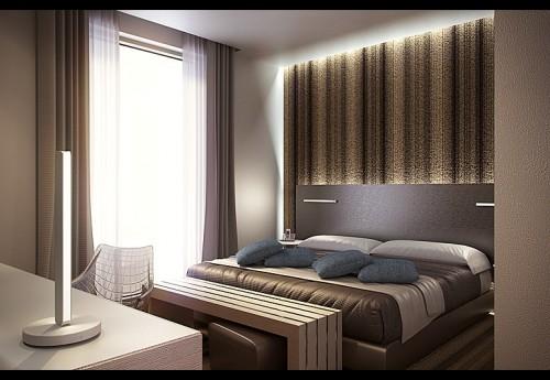 Rendering camere da letto clusone - Camere da letto lissone ...