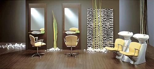 Arredamenti personalizzati per parrucchieri ed estetiste for Arredamento per parrucchieri