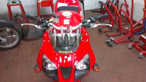 Vtr Sp1 Usata Honda Vtr 1000 Sp1