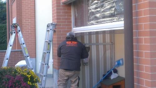 Tende Veranda Trasparenti : Tenda veranda invernale con tessuto trasparente chieri