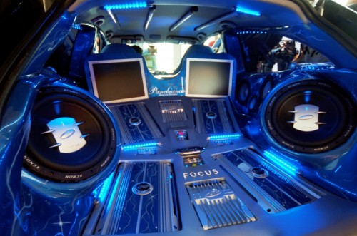 car audio hi fi: