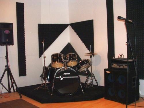 Sound systems studio di registrazione sala prove sala dj - Sala insonorizzata ...