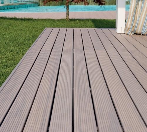 Casa immobiliare, accessori: Pavimenti legno esterno
