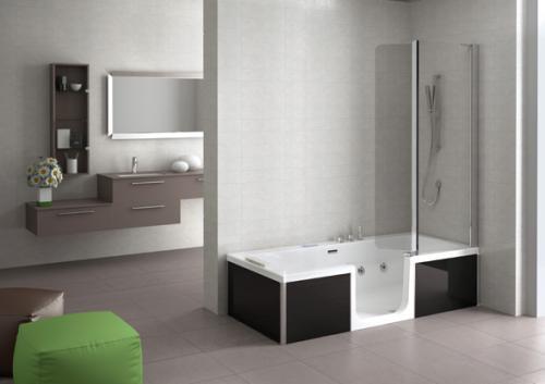 Vasche doccia combinate : (Luisago)