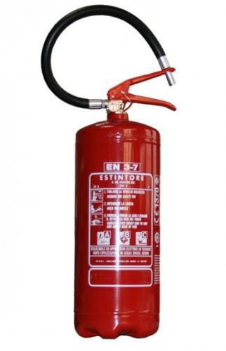 Sistemi antincendio scandiano - Estintore in casa ...