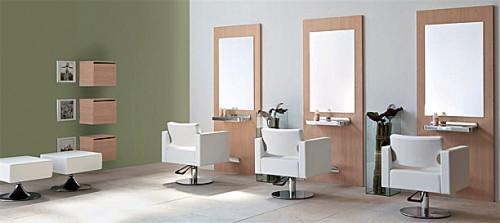 Arredamenti personalizzati per parrucchieri ed estetiste for Muster arredamenti parrucchieri