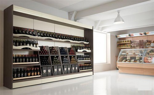 Arredamenti per negozi bar uffici ed interni cardano al for Sev arredamenti