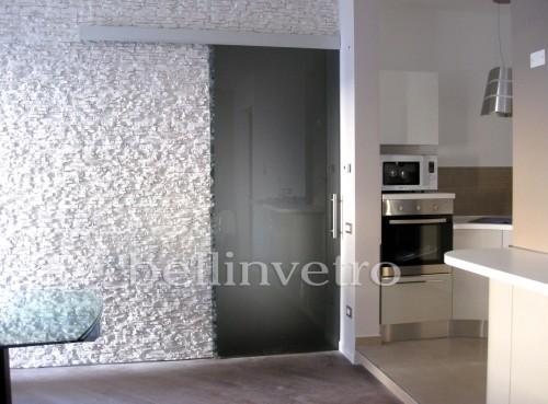 Porte in vetro palermo agrigento trapani corleone - Porta scorrevole vetro offerta ...