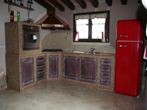 Beautiful Cucina In Muratura Costo Pictures - Home Interior Ideas ...