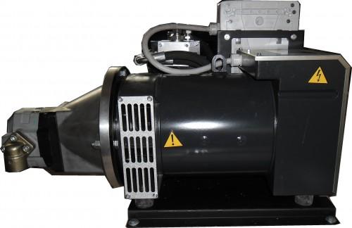 Gruppo elettrogeno a motore idraulico san giuliano milanese