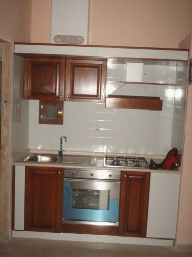 Cucina componibile finta muratura genova for Cucina arredi genova