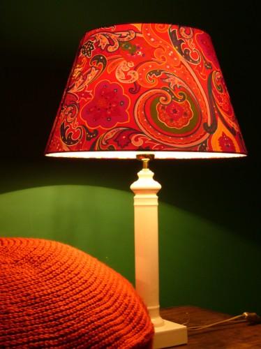 Lampade da tavolo in porcellana bone china lamps udine - Cappelli per lampade da tavolo ...