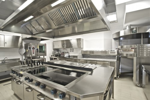 Mbm impianti industriali castione andevenno for Cucine industriali