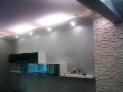 Decorazioni labico for Pitture moderne per saloni