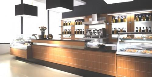 Arredamenti bar ristoranti fiumicino for Arredamenti bar ristoranti