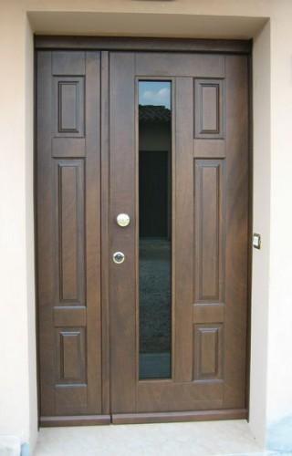 Produzione artigianale di porte blindate di qualsiasi - Portoncini blindati per esterno ...