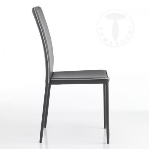 Sedia Tomasucci Kable Grey 2441 Pesaro